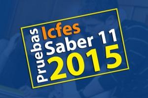 Pruebas ICFES Saber 11, 2015